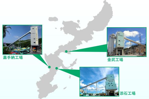 工場マップ
