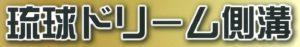 琉球ドリーム側溝